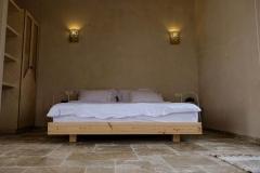 חדר שינה בצימר